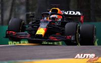 Verstappen a ritmo de victoria. GP Emilia Romaña 2021