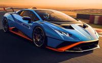 Lamborghini Huracán STO 2021