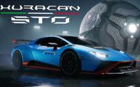 Lamborghini Huracán STO 2021 – otro