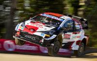El Rally de Portugal 2021 en imágenes