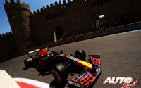Una carrera a dos vueltas. GP de Azerbaiyán 2021