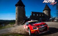 Mads Ostberg, al volante del Citroën C3 Rally2, obtenía la victoria de la categoría WRC 2 en el Rally de Croacia 2021, puntuable para el Campeonato del Mundo de Rallies WRC 2.