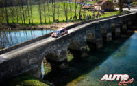 Sébastien Ogier, al volante del Toyota Yaris WRC, obtenía la victoria en el Rally de Croacia 2021, puntuable para el Campeonato del Mundo de Rallies WRC.