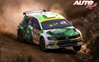 Esapekka Lappi, al volante del Volkswagen Polo GTI Rally2, obtenía la victoria de la categoría WRC 2 en el Rally de Portugal 2021, puntuable para el Campeonato del Mundo de Rallies WRC 2.