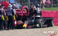 Polvos y lodos en las penalizaciones de la Fórmula 1