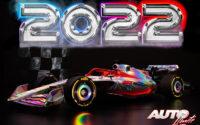La imagen de los nuevos Fórmula 1 a partir de 2022
