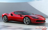 Ferrari 296 GTB 2021 – Exteriores