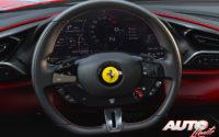 Ferrari 296 GTB 2021 – Interiores