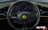 Ferrari 296 GTB 2021 – Interiores 296 GTB Assetto Fiorano