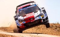 El Rally de Italia 2021 en imágenes