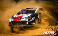 Sébastien Ogier, al volante del Toyota Yaris WRC, obtenía la victoria en el Rally Safari de Kenia 2021, puntuable para el Campeonato del Mundo de Rallies WRC.