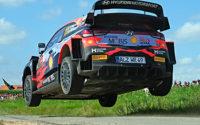 El Rally de Bélgica 2021 en imágenes