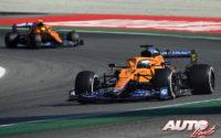 El doblete más dulce de McLaren. GP de Italia 2021