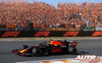 Victoria en naranja. GP de Holanda 2021
