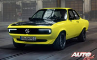 Opel Manta GSe ElektroMOD 2021 – Exteriores