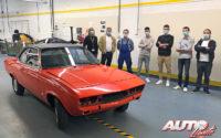 Opel Manta GSe ElektroMOD 2021 – Remodelación