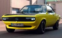 Opel Manta GSe ElektroMOD 2021 – otro